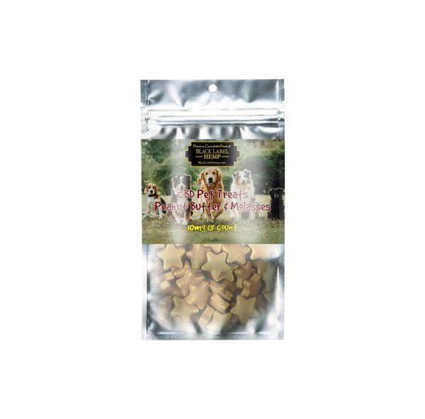 Peanut Butter Pet Treats | Molasses Pet Treats