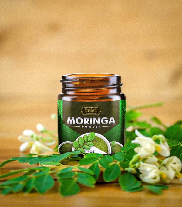 Organic Moringa Powder | Moringa Oleifera Leaves Powder
