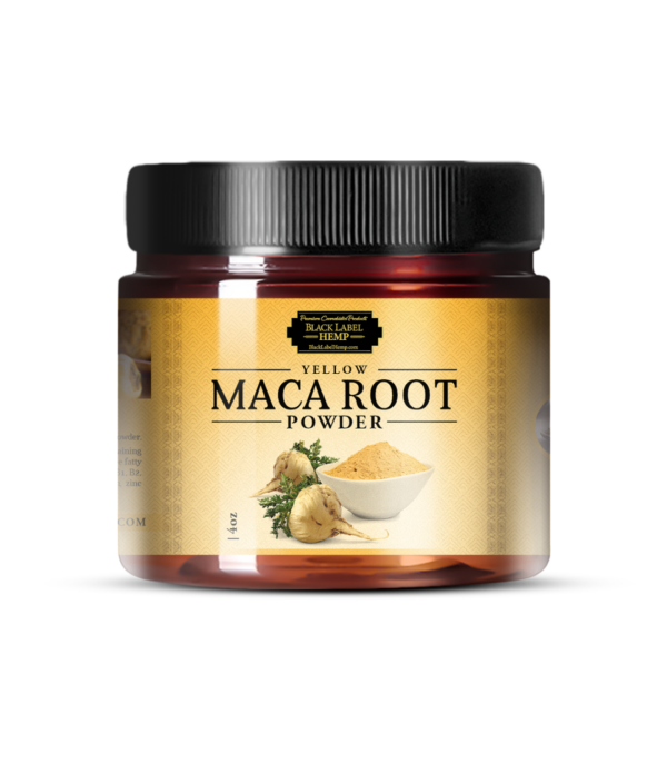 Yellow Maca Root Powder