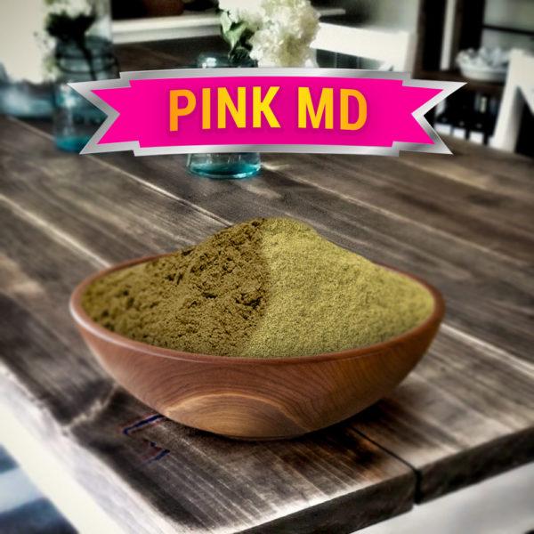 Pink MD - Kratom Powder