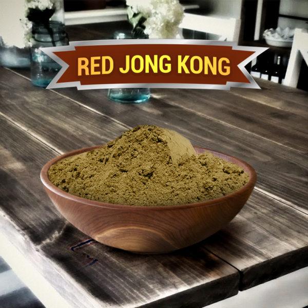 Red Jong Kong Kratom Powder