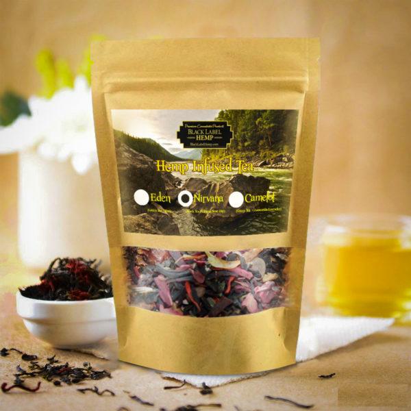 Nirvana Hemp Infused Tea