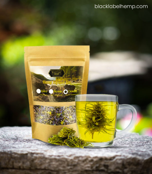 Camelot Hemp Infused Tea