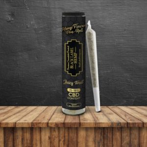 Juicy Fruit Hemp Pre-Roll 1g