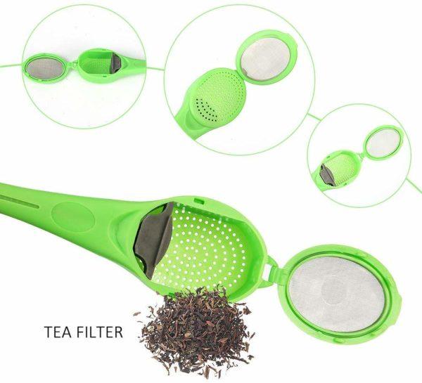 Deluxe Tea strainer