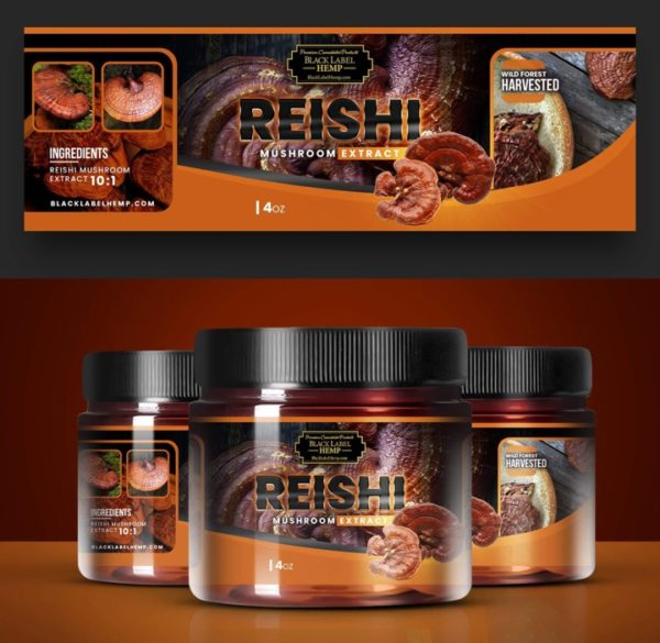 Reishi Mushroom Extract | Ganoderma lucidum