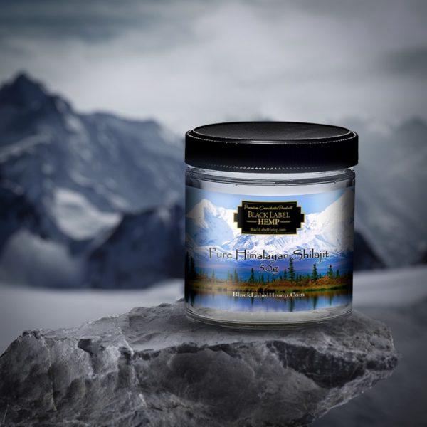 Pure Himalayan Shilajit 50g