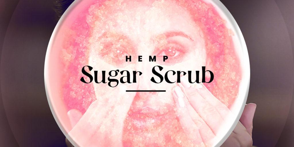 Hemp Sugar Scrub