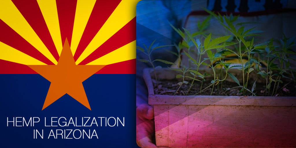 Hemp legalization in Arizona