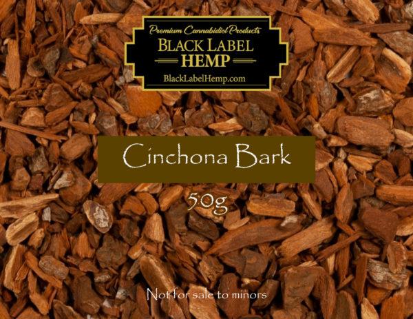 Quina Roja   Red Cinchona Bark   Quinine 50g