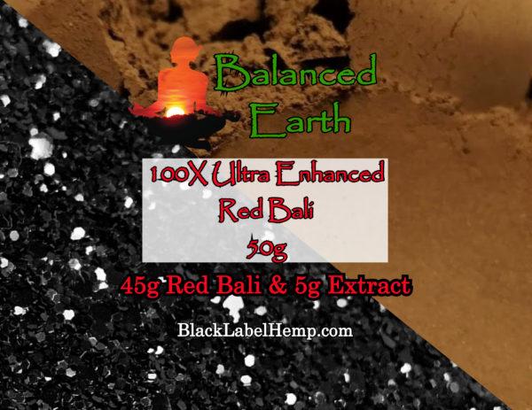 Red Bali - Ultra Enhanced Kratom Powder 50G