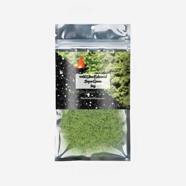 Super Green - Ultra Enhanced Kratom Powder 50G