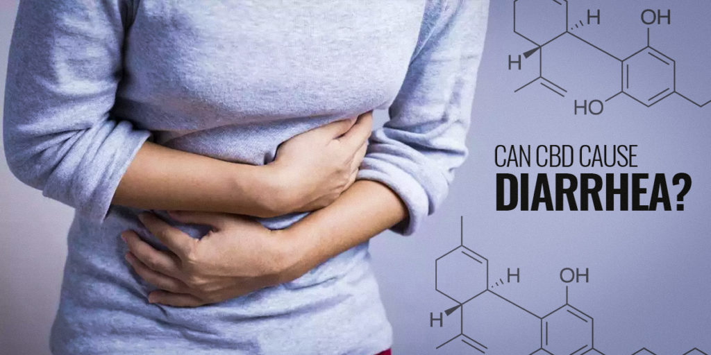 Can CBD cause Diarrhea
