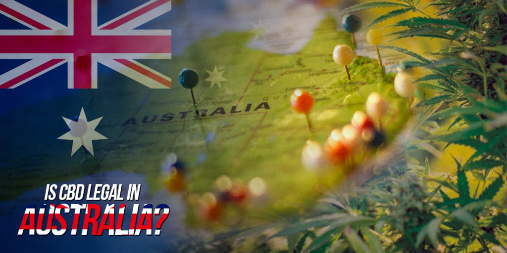 Is CBD legal in Australia
