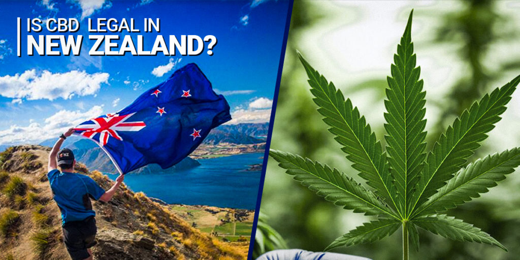 Is CBD legal in New Zealand
