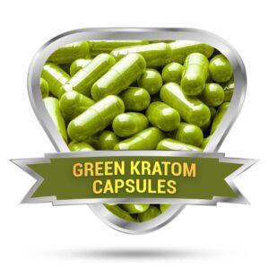 Green Kratom Capsules