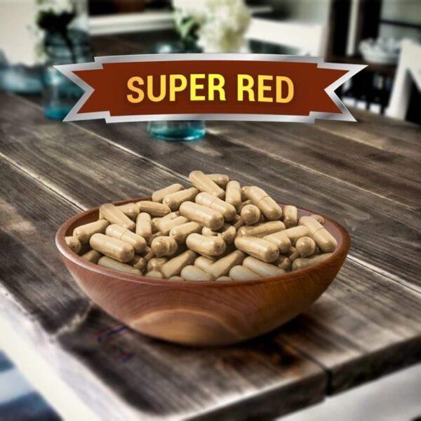Super Red Kratom Capsules