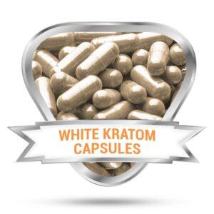 White Kratom Capsules