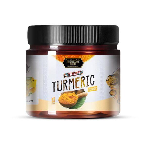 African Turmeric | Pure | Curcuma Longa | 4oz