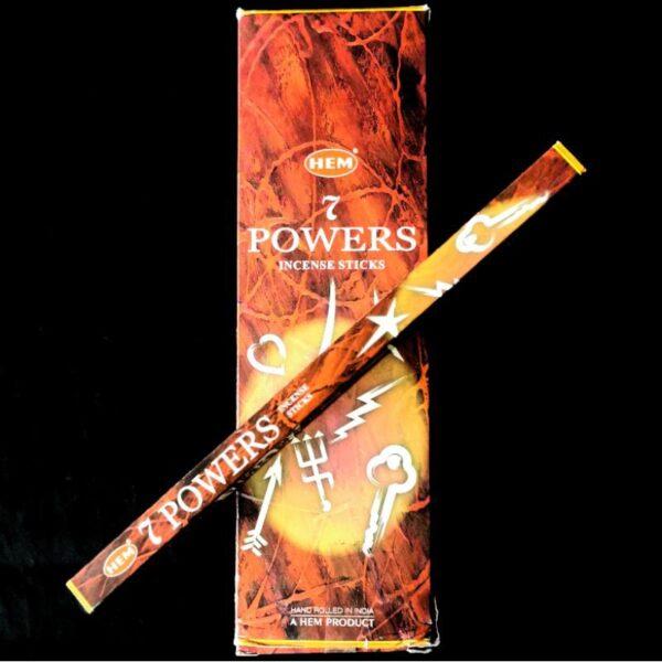 7 Powers Incense Sticks