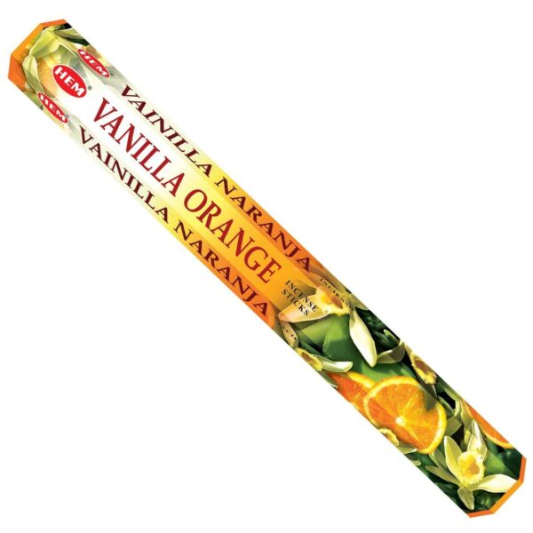 Vanilla Orange Incense Sticks