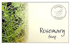 Rosemary Herbal Body Soap