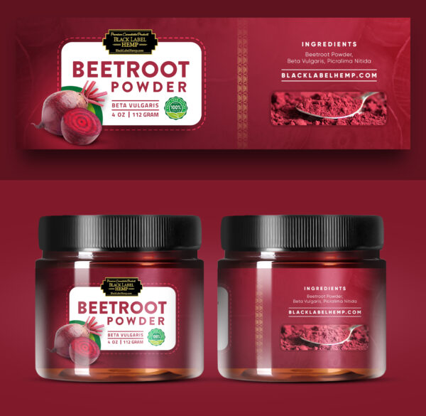Beet Root Powder - Beta Vulgaris
