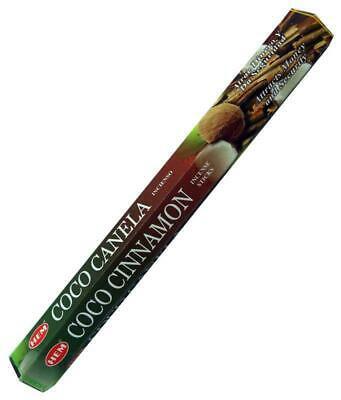 Coco Cinnamon Incense Sticks
