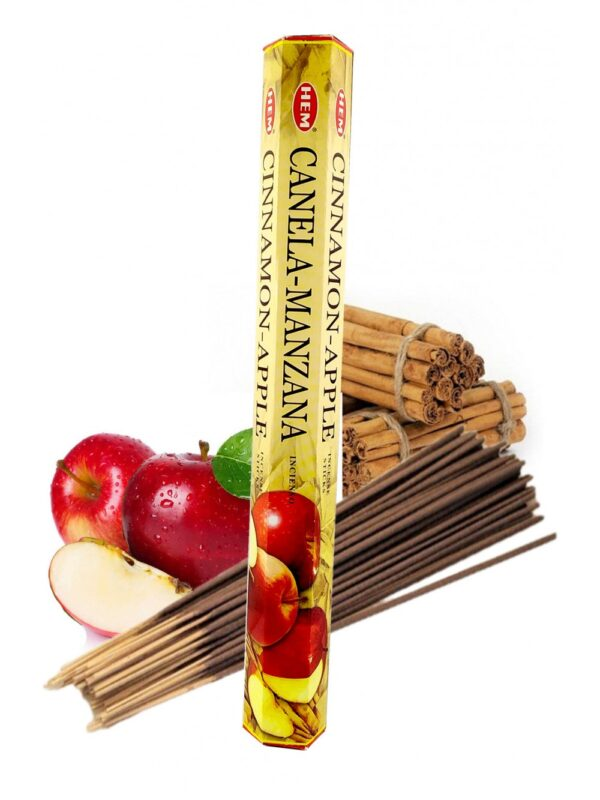Cinnamon Apple Incense Sticks