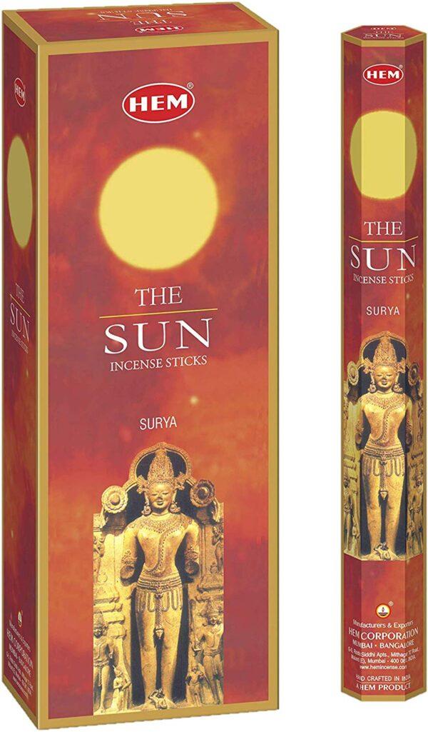 The Sun Incense Sticks