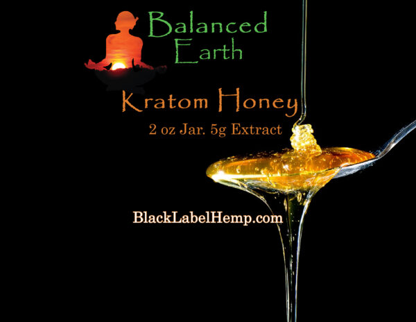 Kratom Honey