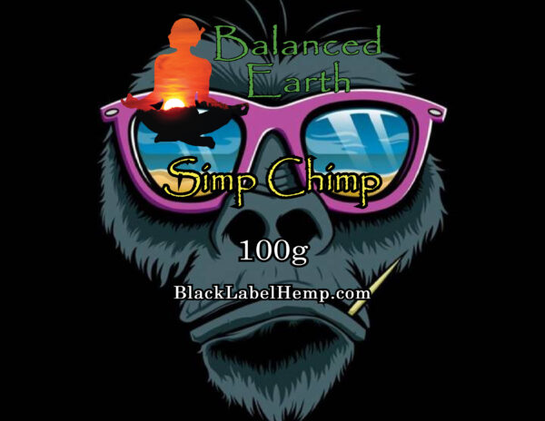 Simp Chimp Kratom - Libido Blend