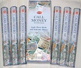 Call Money Incense Sticks