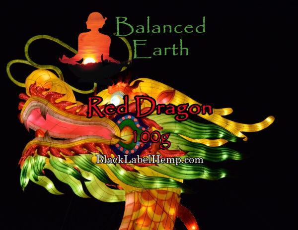 Red Dragon Kratom 100g