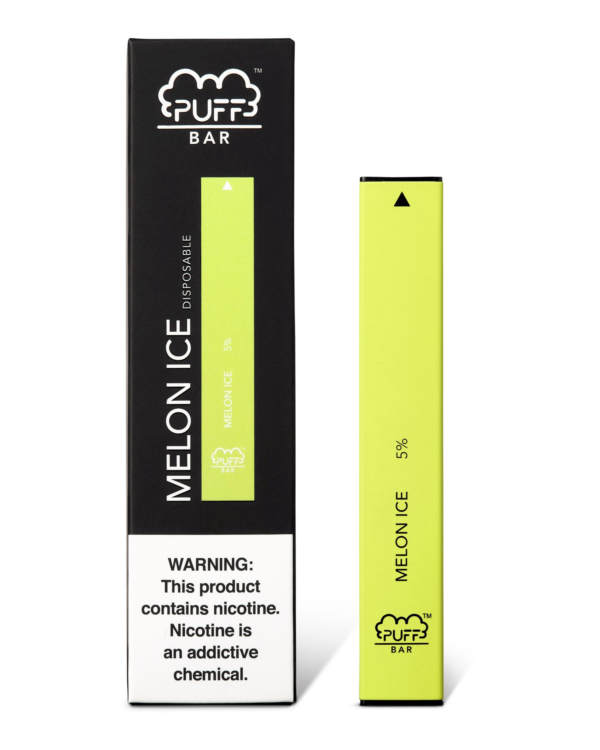 Puff Bar - Melon Ice 5% Salt Nic (Limited Edition)