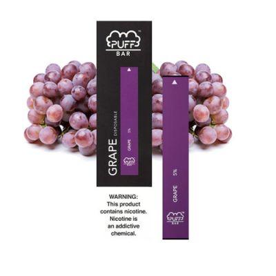 Puff Bar – Grape 5% Salt Nic