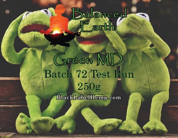 Green Kratom Batch 72