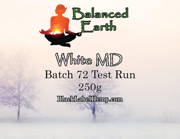 White Kratom Batch 72`1