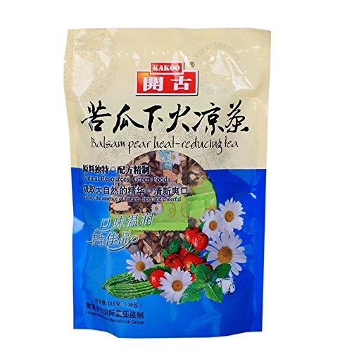 Balsam Pear Heat-Reducing Tea